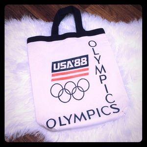 🦋2/$10 3/$15 4/$18 5/$20 Vintage Olympics Tote